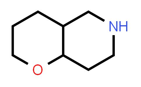 DY586440 | 71671-81-3 | octahydro-2H-pyrano[3,2-c]pyridine
