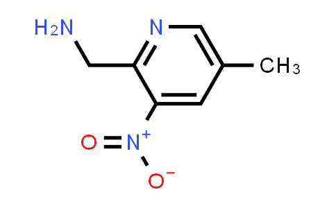 DY586445 | 1824304-31-5 | (5-methyl-3-nitro-2-pyridyl)methanamine