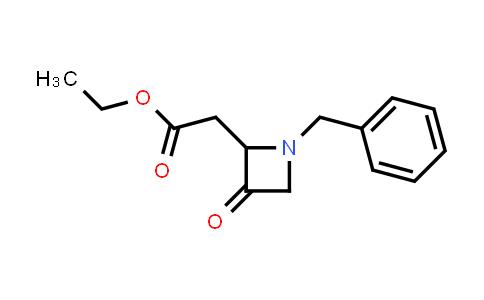 DY586489   901772-49-4   ethyl 2-(1-benzyl-3-oxo-azetidin-2-yl)acetate