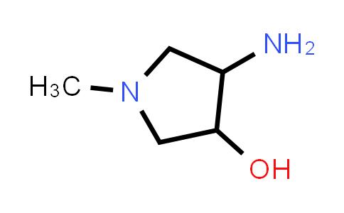 DY586575 | 1027193-30-1 | 4-amino-1-methyl-pyrrolidin-3-ol