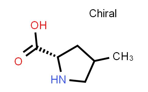 DY586580 | 3005-85-4 | (2S)-4-methylpyrrolidine-2-carboxylic acid