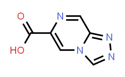 DY586584 | 2092083-38-8 | [1,2,4]triazolo[4,3-a]pyrazine-6-carboxylic acid