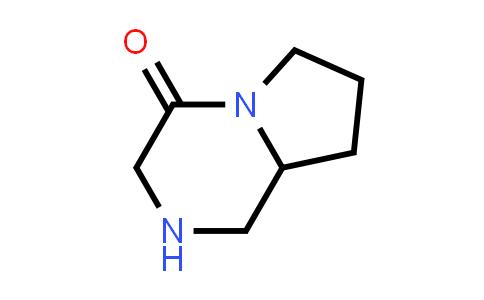DY586593 | 1000577-63-8 | 2,3,6,7,8,8a-hexahydro-1H-pyrrolo[1,2-a]pyrazin-4-one