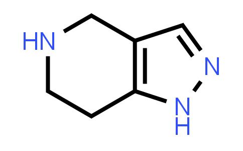 DY586660 | 410544-19-3 | 4,5,6,7-tetrahydro-1H-pyrazolo[4,3-c]pyridine